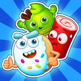 Сахарные Герои - три в ряд!